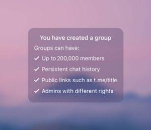 Новая группа